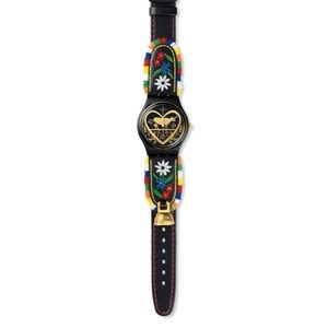 New Swiss Cow Bell Swatch Watch